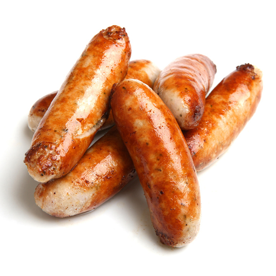 Gluten Free Caramelised Onion & Red Pepper Sausage Mix